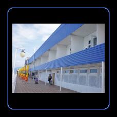 Пансионат «Гренада» (пляжный корпус)