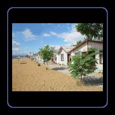 «Золотой пляж», г. Феодосия